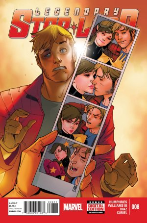 Legendary Star-Lord # 8 Issues (2014 - 2015)