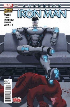 Superior Iron Man # 4 Issues V1 (2014 - 2015)