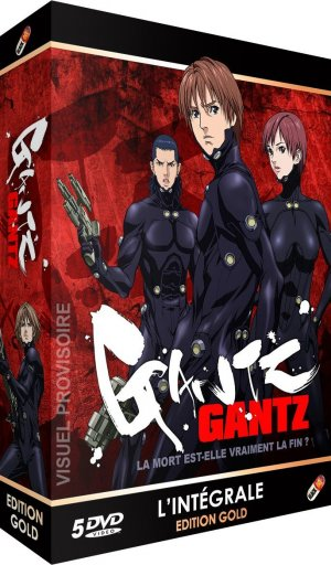 Gantz - The First Stage édition Edition Gold