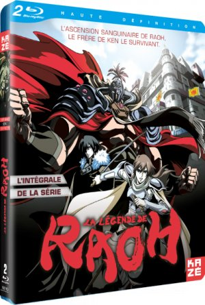 Hokuto no Ken - La légende Raoh édition Intégrale - Blu Ray