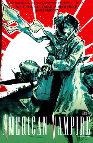 American Vampire - Survival of the Fittest # 3 TPB softcover (souple)