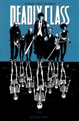 Deadly Class édition TPB softcover (souple)