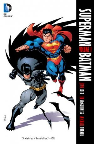 Superman / Batman édition TPB softcover (souple) - Edition 2014