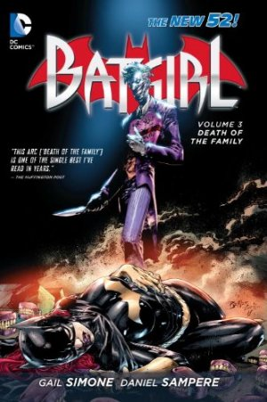 Batgirl # 3 TPB softcover (souple) - Issues V4 - Partie 1
