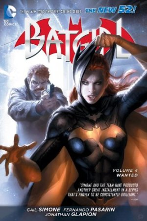 Batgirl # 4 TPB softcover (souple) - Issues V4 - Partie 1