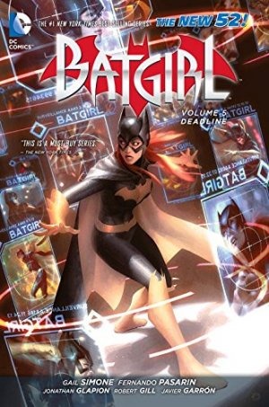 Batgirl # 5 TPB softcover (souple) - Issues V4 - Partie 1