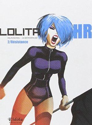 couverture, jaquette Lolita HR 2  (Eidola) Global manga