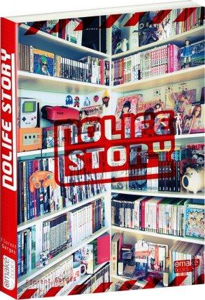 Nolife Story Livre illustré