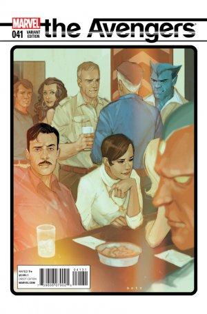 Avengers # 41 Issues V5 (2012 - 2015)