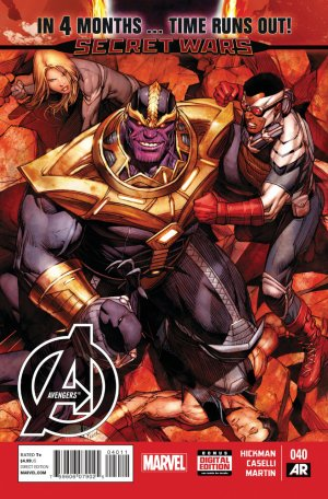 Avengers 40 - We Three Kings
