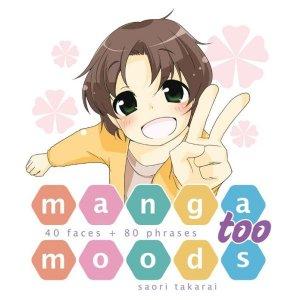 couverture, jaquette Manga Moods