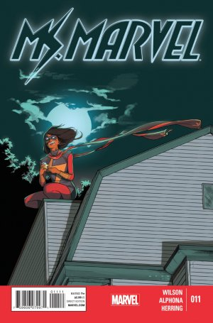 Ms. Marvel # 11 Issues V3 (2014 - 2015)