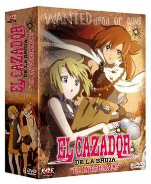 couverture, jaquette El Cazador de la Bruja  COFFRET INTEGRALE (Kaze) Série TV animée