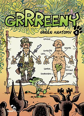 Grrreeny