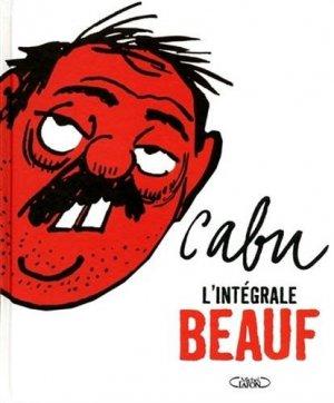 Cabu L'intégrale Beauf édition Intégrale
