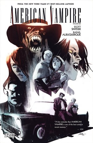American Vampire - The Long Road To Hell # 6 TPB softcover (souple)