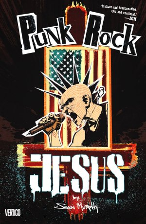 Punk Rock Jesus édition TPB softcover (souple)