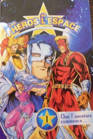 Les héros de l'espace édition Limité