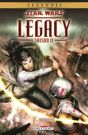 Star Wars - Legacy II # 3