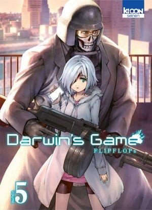 Darwin's Game # 5