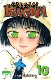 couverture, jaquette Animal Kingdom 10  (Ki-oon)