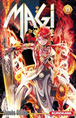Magi - The Labyrinth of Magic # 19
