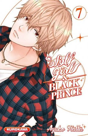 Wolf girl and black prince #7