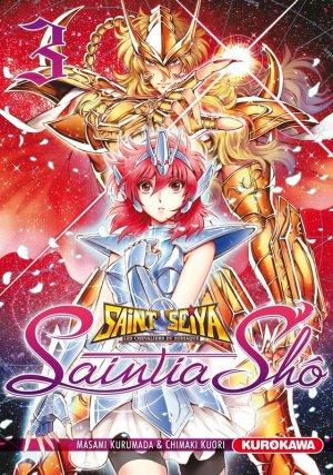 Saint Seiya - Saintia Shô T.3