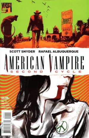 American Vampire - Second Cycle édition Issues