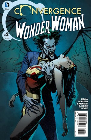 Convergence - Wonder Woman # 2 Issues