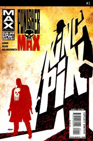 Punisher Max # 1 Issues (2010 - 2012)
