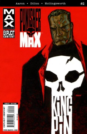Punisher Max # 2 Issues (2010 - 2012)