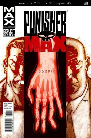 Punisher Max # 5 Issues (2010 - 2012)