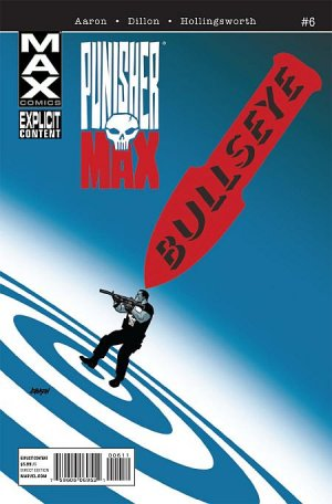 Punisher Max # 6 Issues (2010 - 2012)