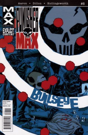 Punisher Max # 8 Issues (2010 - 2012)