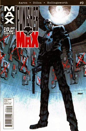 Punisher Max # 9 Issues (2010 - 2012)