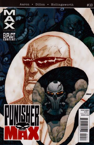 Punisher Max # 10 Issues (2010 - 2012)