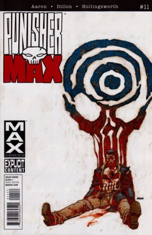 Punisher Max # 11 Issues (2010 - 2012)