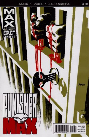 Punisher Max # 12 Issues (2010 - 2012)