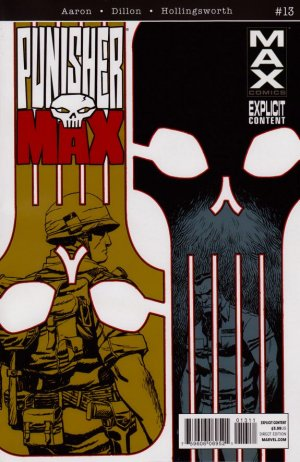 Punisher Max # 13 Issues (2010 - 2012)