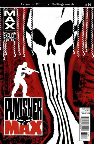Punisher Max # 14 Issues (2010 - 2012)