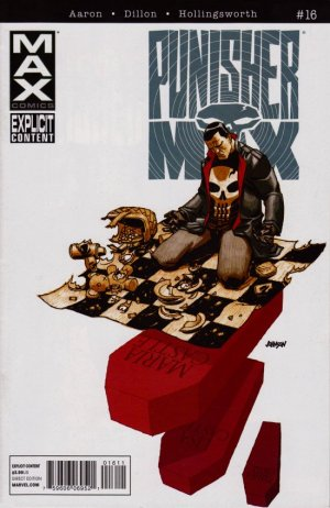 Punisher Max # 16 Issues (2010 - 2012)