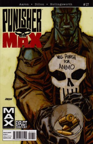 Punisher Max # 17 Issues (2010 - 2012)