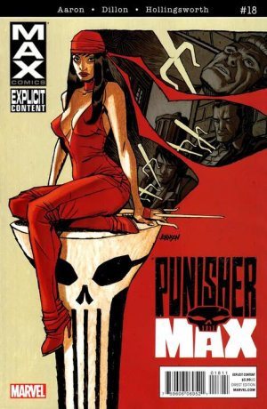 Punisher Max # 18 Issues (2010 - 2012)