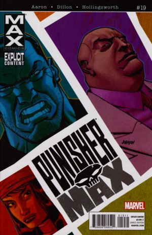 Punisher Max # 19 Issues (2010 - 2012)