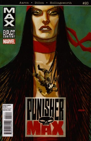 Punisher Max # 20 Issues (2010 - 2012)