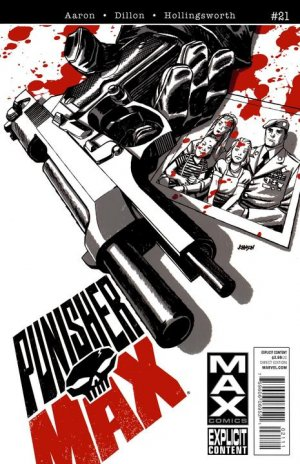 Punisher Max # 21 Issues (2010 - 2012)