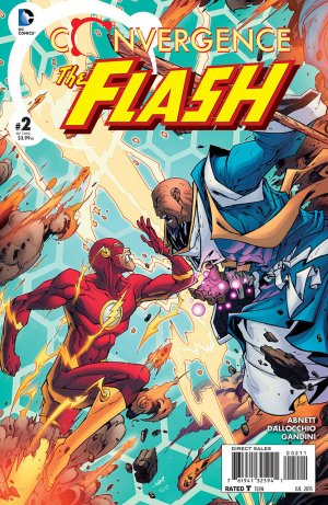 Convergence - The Flash # 2 Issues