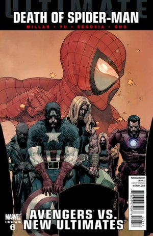 Ultimate Avengers vs. New Ultimates # 6 Issues