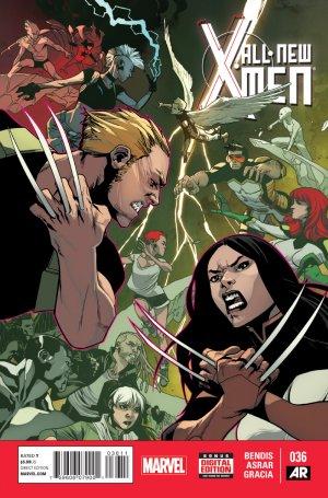 All-New X-Men # 36 Issues V1 (2012 - 2015)